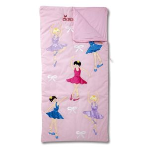 Dancing Ballerinas Sleeping Bag