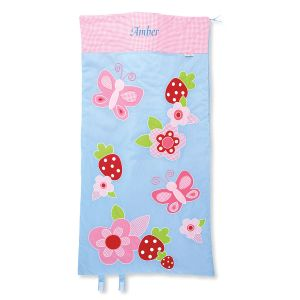 Personalized Fruits & Flowers Sleeping Bag