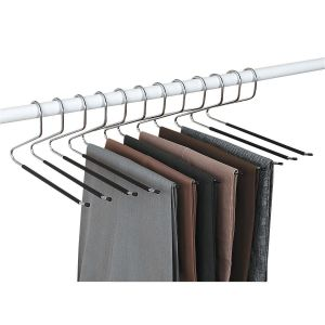 Pant Hangers by Lillian Vernon