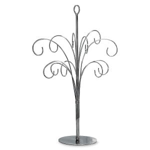 Silver Ornament Tree