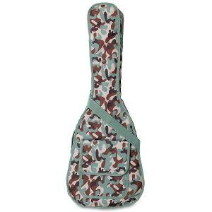 Camo Guitar Case