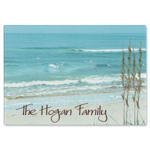 Seashore Welcome Cutting Board