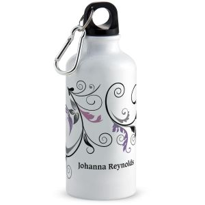Black & Grey Water Bottle