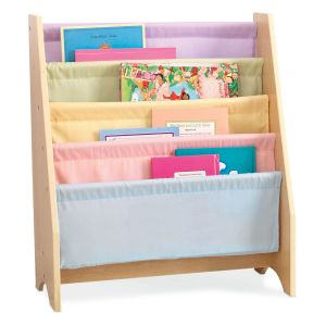 Pastel Soft Canvas Sling Shelf
