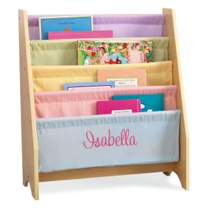 Pastel Soft Canvas Sling Shelf