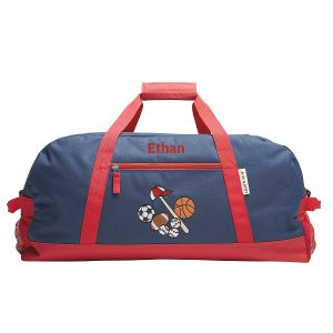 All Sports Personalized Duffel Bag