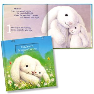 My Snuggle Bunny Personalized Storybook