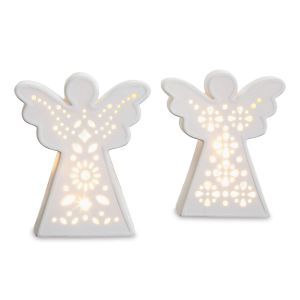 LED Angel Deco