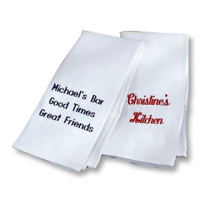 Customized Kitchen Towel