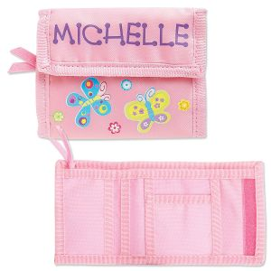 Personalized Girls Wallets