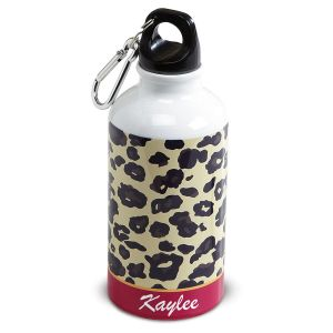 Leopard Spots Water Bottle