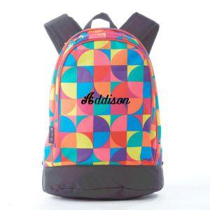 Pinwheel Personalized Backpack