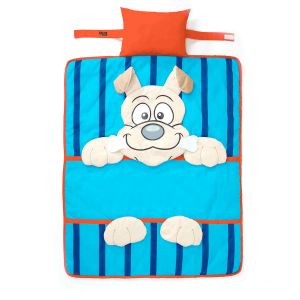 Snuggly Soft Nap Pad - Puppy