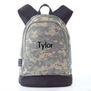 Digital Camo Backpack