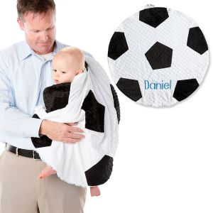 Soccer Sports Blanket