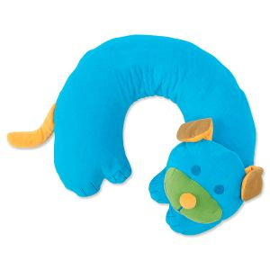 Kids Travel Pillows-Dog