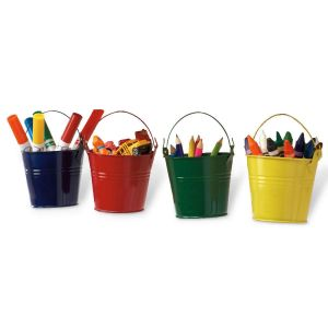 Art Supply Mini-Pails