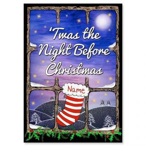 Twas the Night Before Christmas Storybook