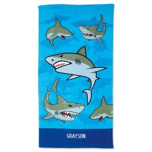 Sharks Towel