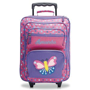 Kids Rolling Luggage & Kids Travel Bags | Lillian Vernon