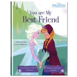 Disney® Frozen You Are My Best Friend Personalized Storybook