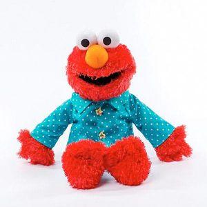 Sesame Street Sleepy Time Elmo Plush Doll