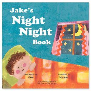 My Night-Night Personalized Storybook