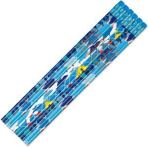 Sharkies Personalized Pencils