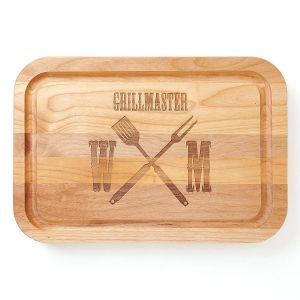 Grill Master Cutting Board