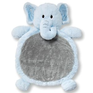 Blue Elephant Floor Cushion