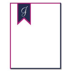 Penant Personalized Note Cards