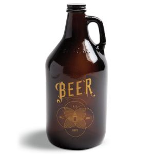 The Venn Diagram of Beer Growler
