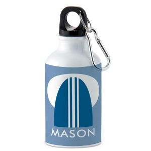 Beach Life Personalized Water Bottle