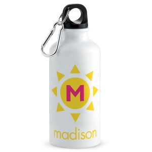 Personalized Sun Water Bottle