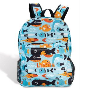 Big Fish Backpack