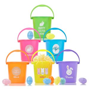 Personalized Easter Pails
