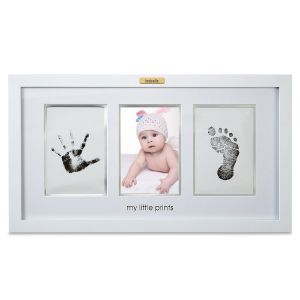 Personalized Babyprints Frame