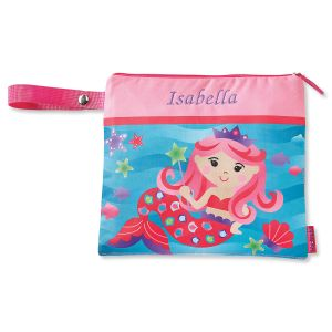Personalized Mermaid Wet/Dry Bag by Stephen Joseph®