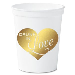 Drunk in Love Stadium Cups
