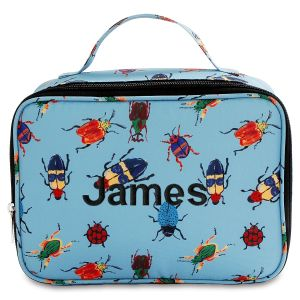 Personalized Bugs Lunch Bag