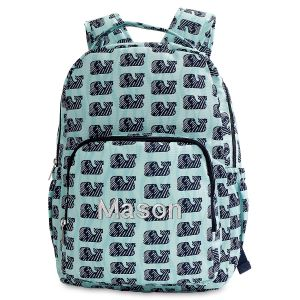 Personalized Whales Backpack