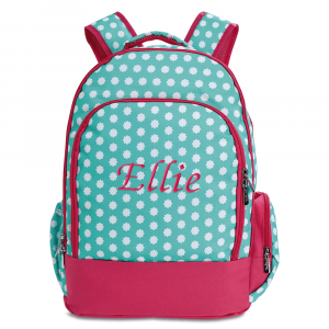 Hadley Bloom Personalized Backpack
