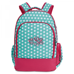 Personalized Hadley Bloom Backpack – Monogram