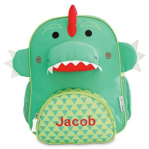 Personalized Devin the Dino Backpack
