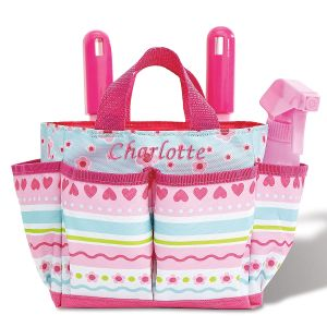 Personalized Pretty Petals Garden Tote Set by Melissa & Doug®