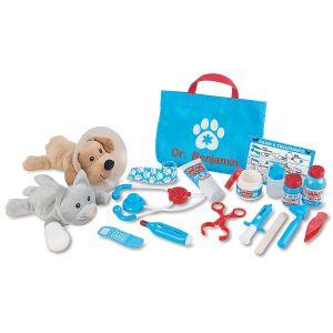 Personalized Pet Vet Set by Melissa & Doug®