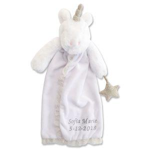 Personalized Unicorn Lovie