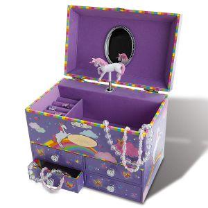 Personalized Unicorn Music Box