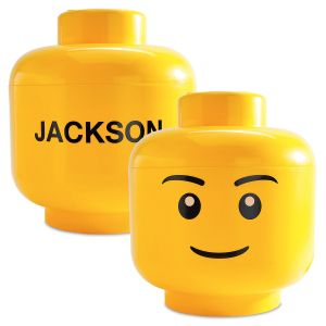 Boy Lego® Storage Head