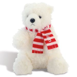 Personalized Iceberg Bear